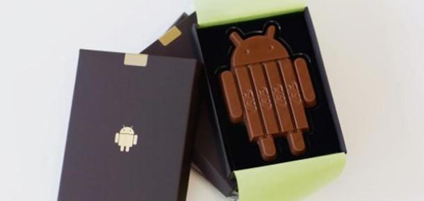 Android KitKat'lı Cihazların Oranı Bir Ayda İki Kat Arttı