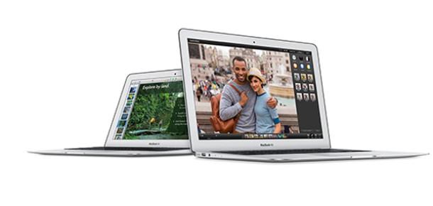 Apple, Haswell İşlemcili Yeni MacBook Air Modellerini Şatışa Sundu