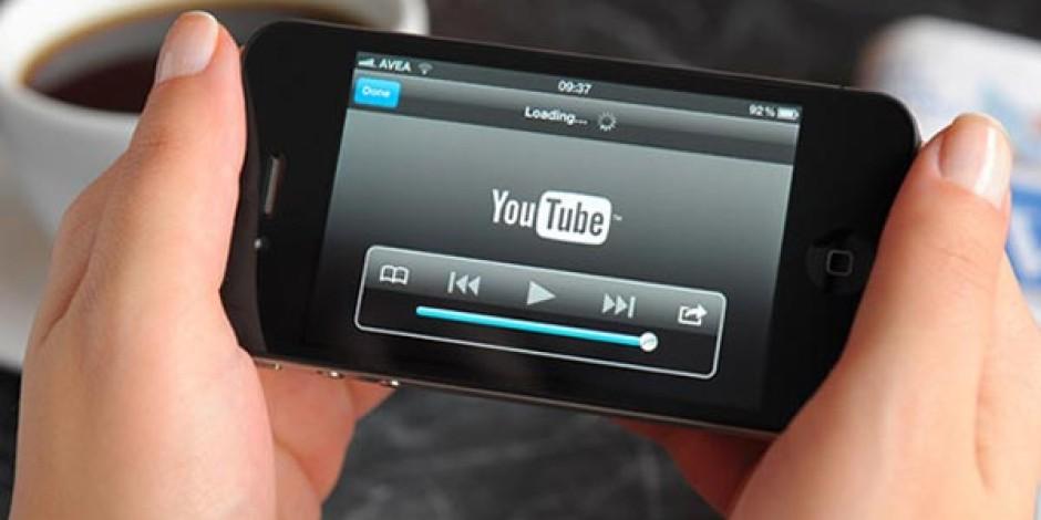Son İki Yılda Mobil Cihazlardan Video İzleme Oranı %700 Arttı [Rapor]