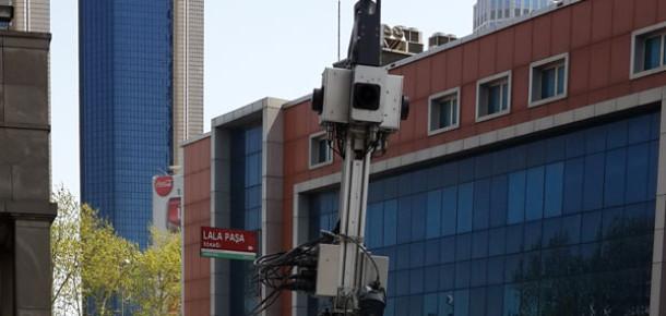 Devlerin Harita Rekabeti Kızışıyor: Nokia Here Araçları İstanbul'u Fotoğraflıyor