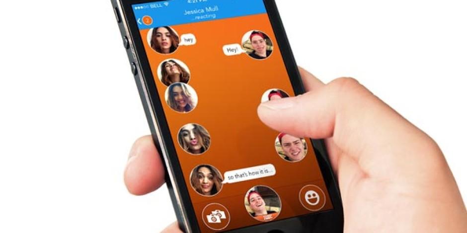 Emoji'ler Yerine Kendi Yüz İfadenizi Kullanabildiğiniz Mesajlaşma Uygulaması: React