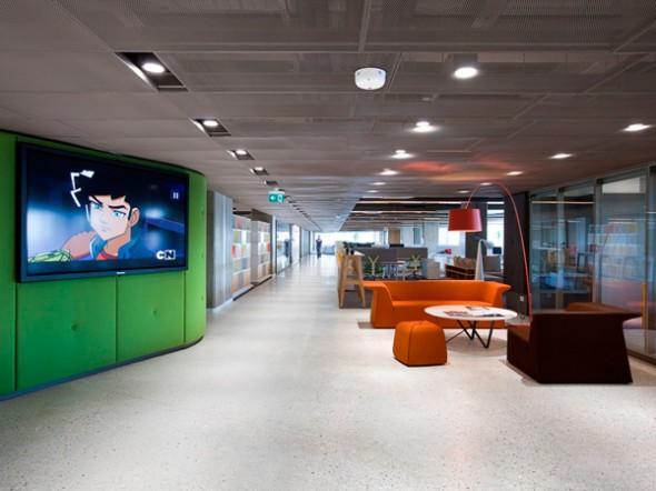 sahibinden.com'un Sahiplex Ofisi Silver A' Design Ödülü Kazandı