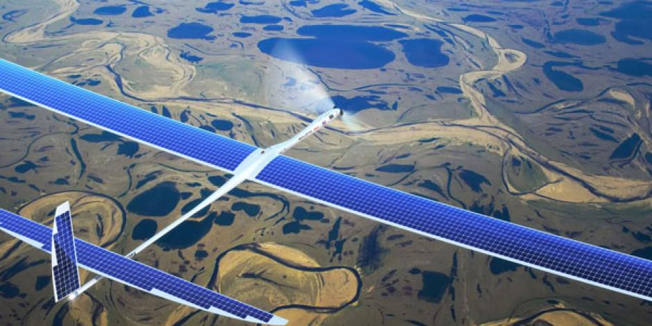 Facebook'un İlgilendiği Titan Aerospace'i Google Satın Aldı