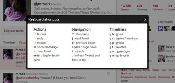 Twitter Tüyoları: Sosyal Medya Uzmanlarına Hız Kazandıracak Twitter Kısayolları