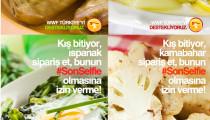 Yemeksepeti'nden WWF Türkiye'nin #SonSelfie Kampanyasına Esprili Destek