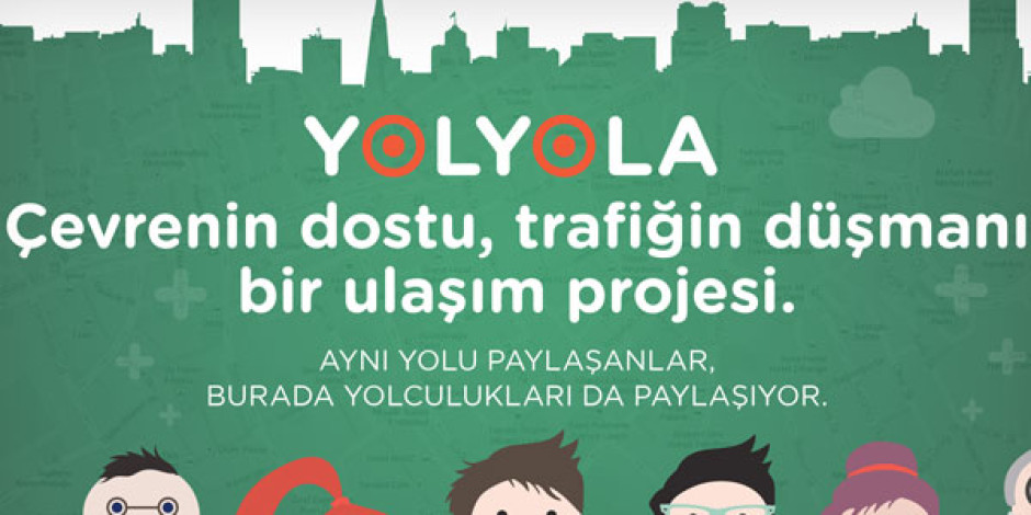 Araç Paylaşım Ağı Yolyola Türkiye'ye Açıldı
