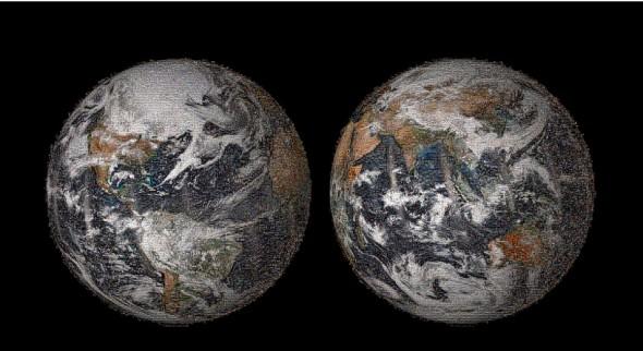 NASA-selfie