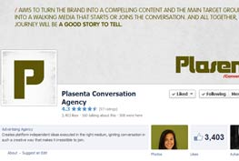 Plasenta Conversation Agency - Facebook