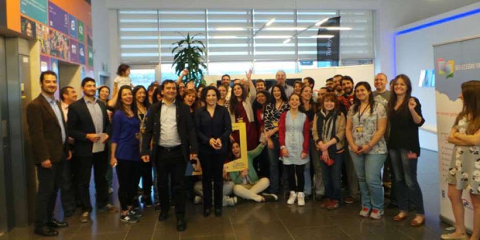 Ankara Startup Weekend Etkinliği