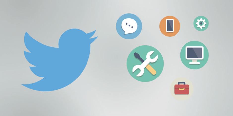 Twitter: Ücretsiz alet çantası