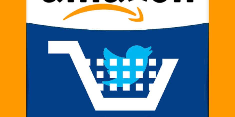 Amazon'dan Twitter'da Alışveriş Yapmayı Sağlayan Uygulama: #AmazonCart