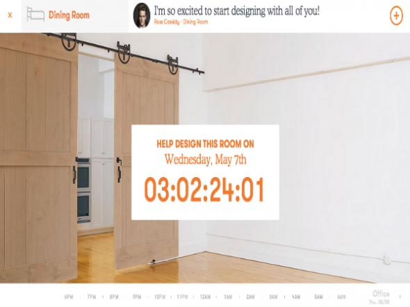 Pinterest Üzerinden Gerçek Zamanlı Ev Tasarlama Kampanyası: APT CB2