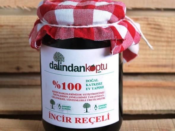Dalindankoptu.com Finike'nin Doğal Ürünlerini Sofralara Getiriyor