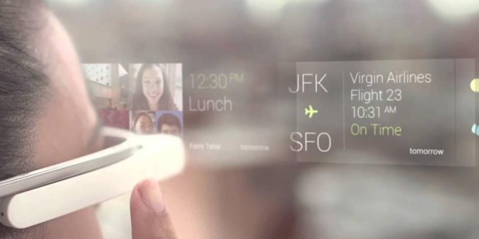 Google Glass Foursquare, Triplt, Open Table Uygulamalarıyla Seyahat Alanına Giriyor