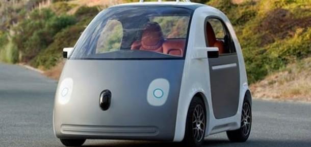 Google kendi tasarladığı sürücüsüz otomobilleri görücüye çıkardı