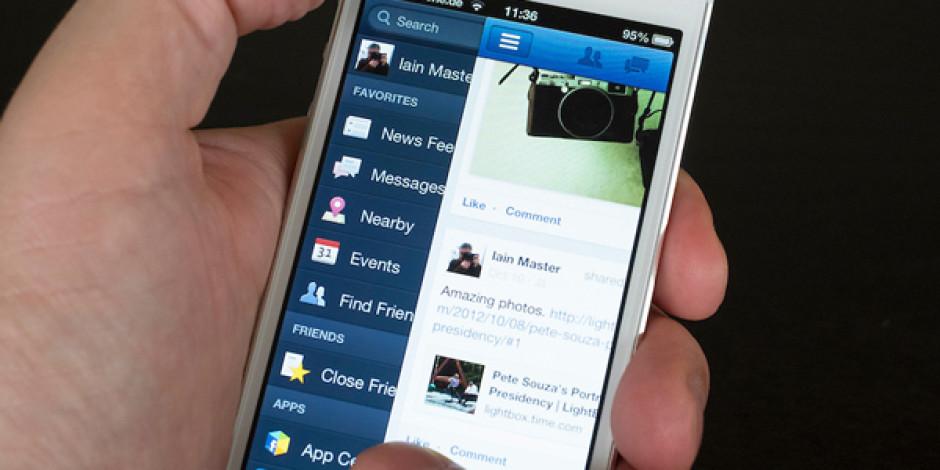 Facebook, Foursquare Benzeri Bilgi Kartları Gösterecek
