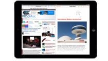 iOS 8 İle Birlikte iPad'e Çoklu Uygulama Çalıştırma Özelliği Geliyor