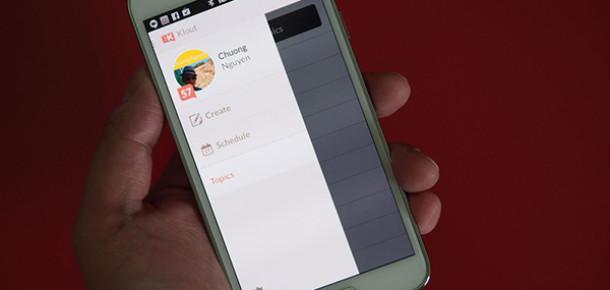 Klout, İçerik Üretimini Öne Çıkaran Android Uygulamasını Yayınladı