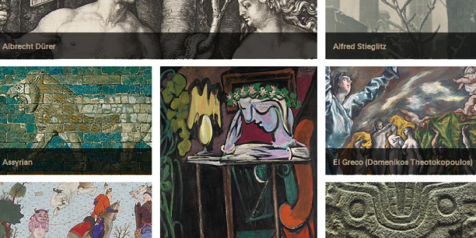 Metropolitan Müzesi 400 Bin Dijital Sanat Eserini İndirilmeye Açtı