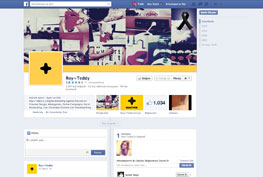 Roy + Teddy - Facebook