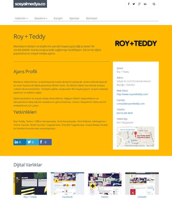 Roy+Teddy