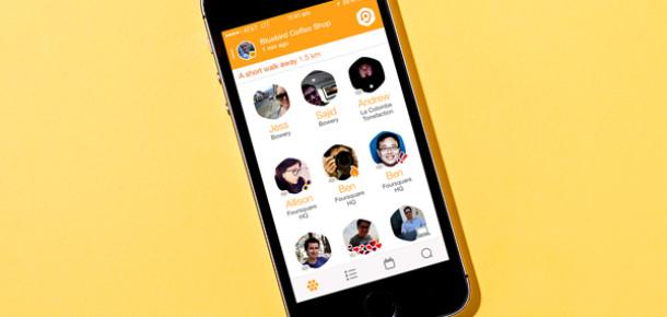 Foursquare Yeni Uygulaması Swarm'u Yayınladı