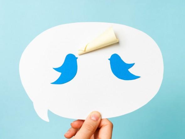 En olumlu etkileşime geçtiği sosyal ağ twitter araştırma