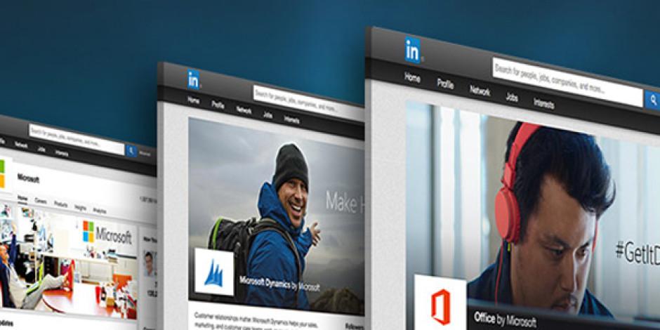 LinkedIn Tüyoları: Şirketlerin Pazarlama Aracı Vitrin Sayfaları Nasıl Oluşturulur?