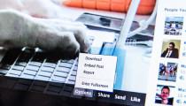 Facebook'tan embed içerikler ve mobil uygulama reklamlarına makyaj