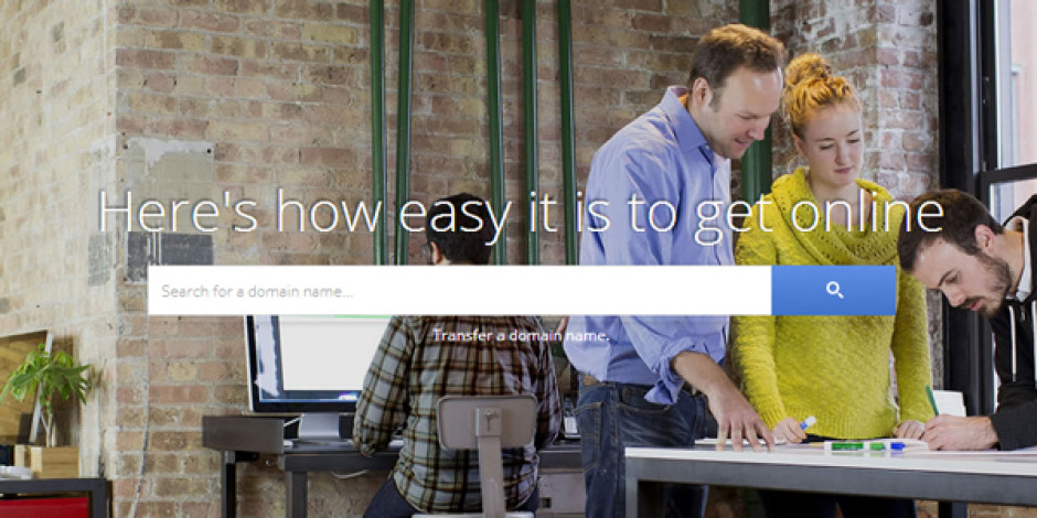 Google, kendi domain servisini kuruyor