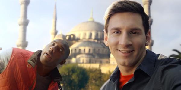 YouTube yılın en viral reklamı olarak Kobe'li, Messi'li THY reklamını seçti