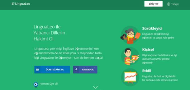 LinguaLeo: Türkiye pazarında yeni bir online dil öğrenme platformu