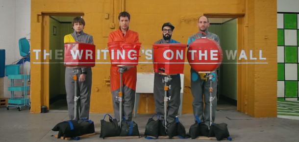 OK Go, yeni klibiyle video prodüksiyonun sınırlarını zorluyor
