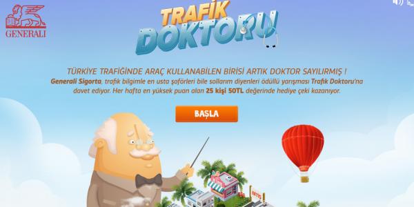 Trafik-doktoru