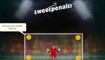 Metro'dan bol gollü sosyal oyun: Tweet Penaltı