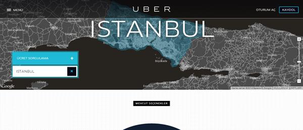 Uber---Istanbul