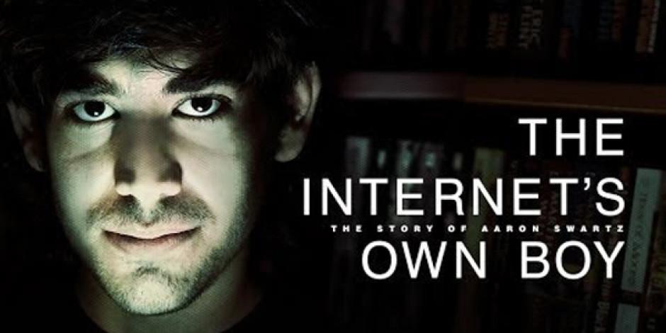İnternet ikonu Aaron Swartz'ın hayatı belgesel oldu: The Internet's Own Boy