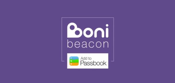 """Boni'den mobil pazarlama için yaratıcı çözüm: """"Passbook'a Ekle"""""""