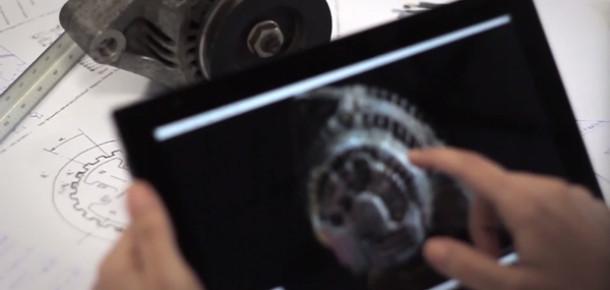 Google'ın Project Tango'suna rakip üç boyutlu tablet: EyesMap