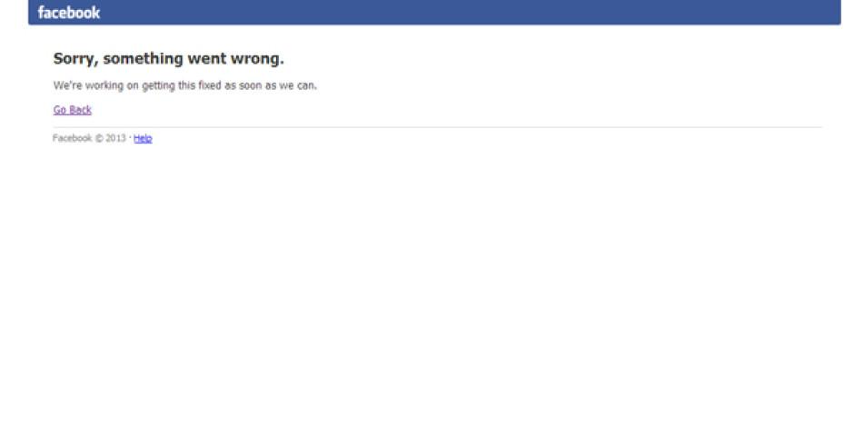 Facebook'a dünya genelinde erişim sorunu yaşanıyor [Güncellendi]