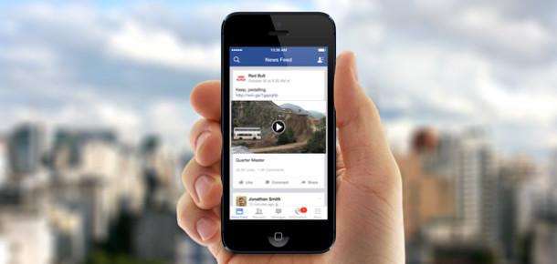 Facebook, haber kaynağı algoritmasını video izlemelerine göre düzenledi