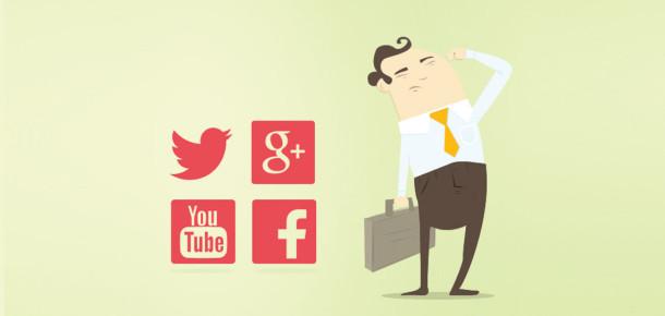 Çalışan sayınızın fazla olması, sosyal medyada olmamanızı gerektirmez