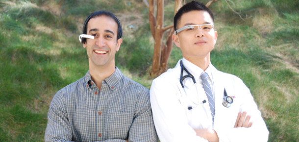 Google, beş iş ortağıyla Google Glass'ı kurumsal dünyaya açtı