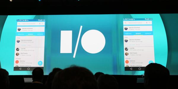Google, I/O 2014'te Android L ve yeni tasarım dili Material Design'ı tanıttı