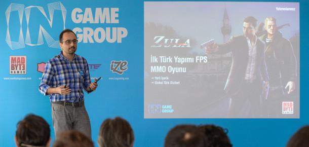 Ingame Group, yerli dijital oyunlarla dünyaya açılacak