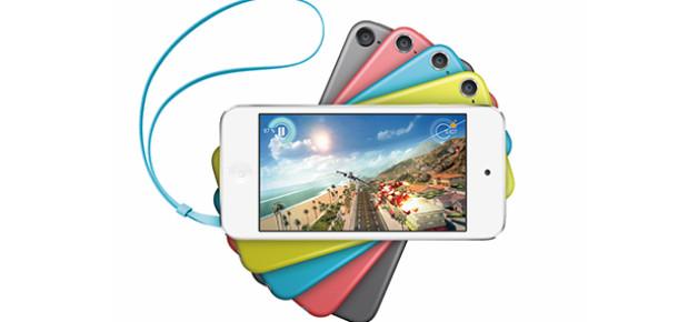 Apple'dan iPod için köprüden önce son çıkış: 16 GB'lık 5.nesil yeni iPod Touch