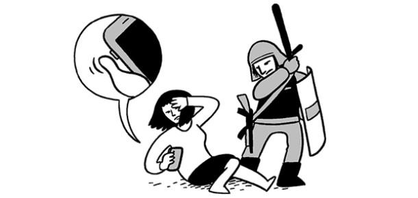 Uluslararası Af Örgütü'nden aktivistleri koruyan uygulama: Panic Button