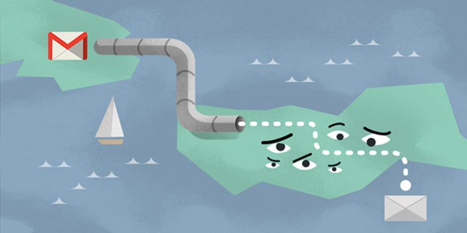 Google'dan e-posta güvenliğinde şifreleme açılımı