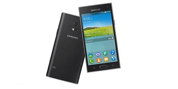 Samsung, dünyanın ilk Tizen'li akıllı telefonunu tanıttı: The Samsung Z