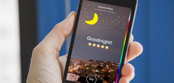 Facebook Snapchat klonu uygulaması Slingshot'ı tüm dünyaya açtı